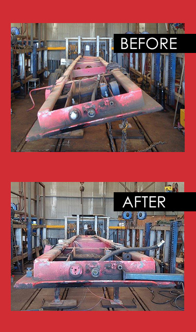 Repairs and Chassis Straightening from the experienced team at